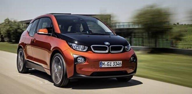 BMW i3の試乗が可能