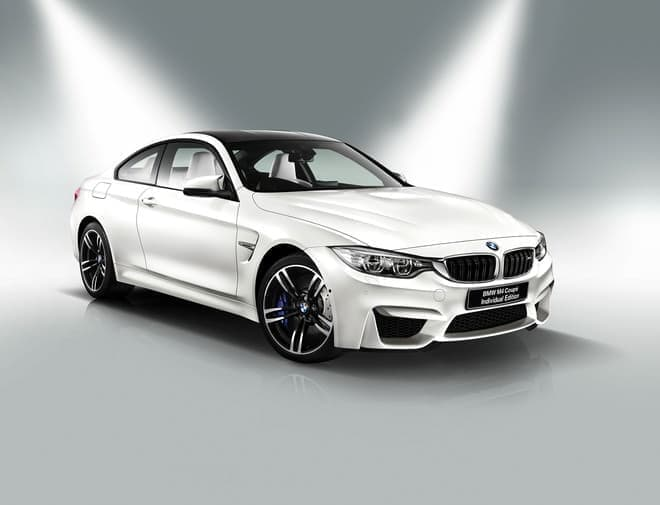 M4 Coupe Individual Edition