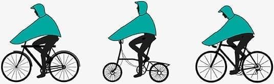様々な種類の自転車に対応