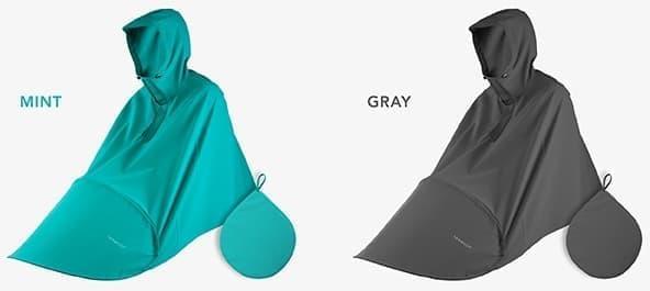 カラーは「ミント」と「グレイ」の2色