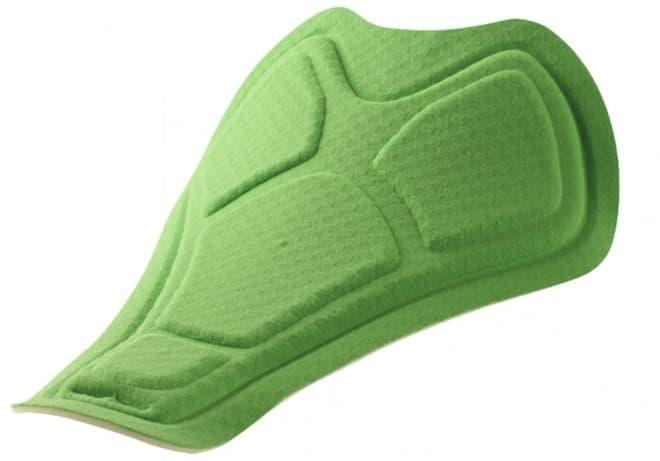 「Chamois Panties」にはパッドを装着可能