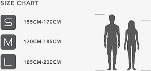 サイズは「S」「M」「L」の3種類
