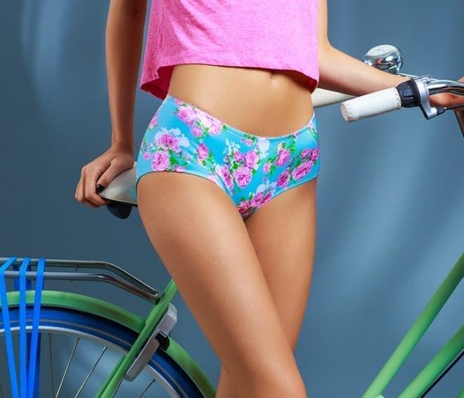 自転車通勤をする女性向けのサイクリングパンツ「Chamois Panties」