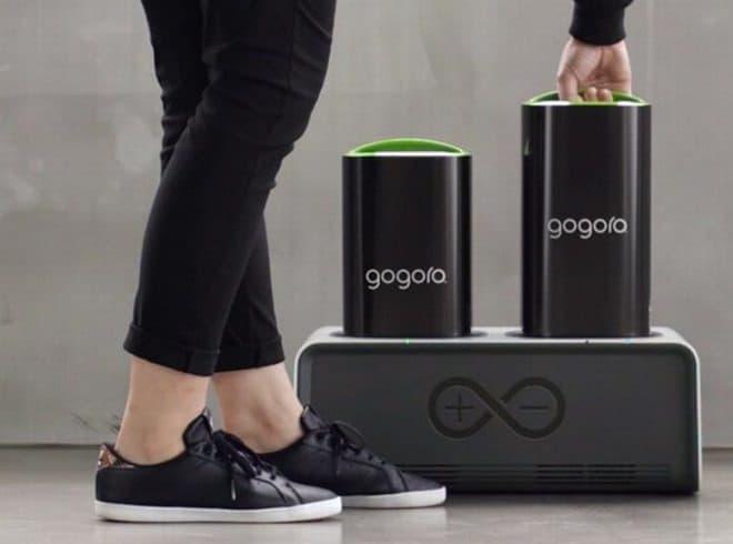 Gogoroが小型バッテリー充電器「GoCharger」を発表