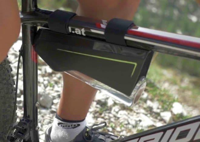 自転車用モデル「Ryde」