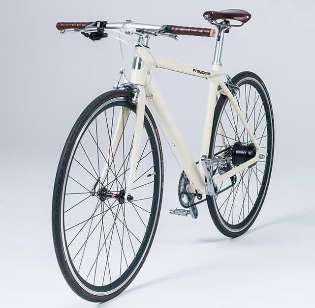 Freygeistの電動アシスト自転車「Classic」