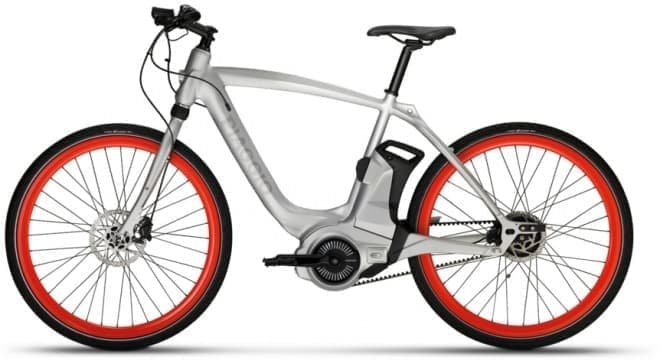 ピアッジオによる電動アシスト自転車「Wi-Bike」