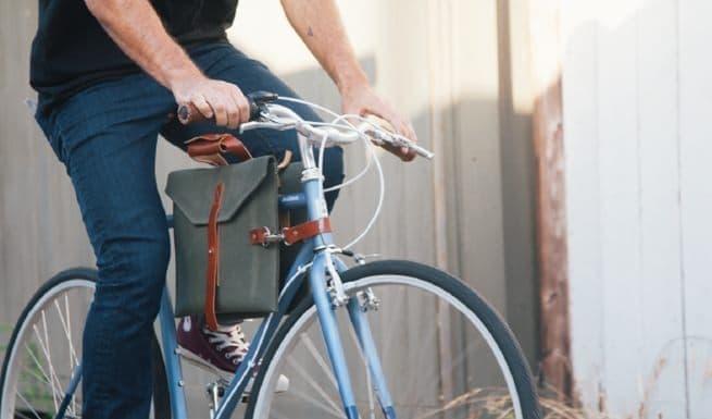 バックパックでもメッセンジャーバッグでもないサイクルバッグ 「JAAR LA001」