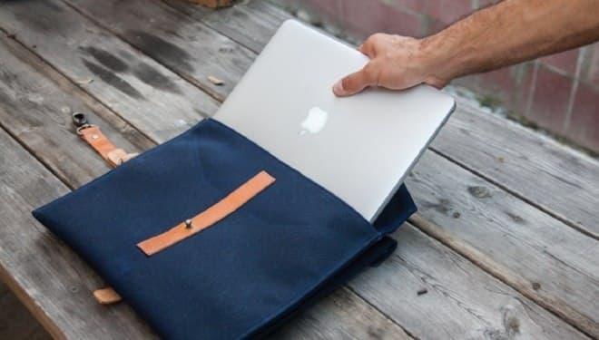 13インチサイズのノートPCを収納可能