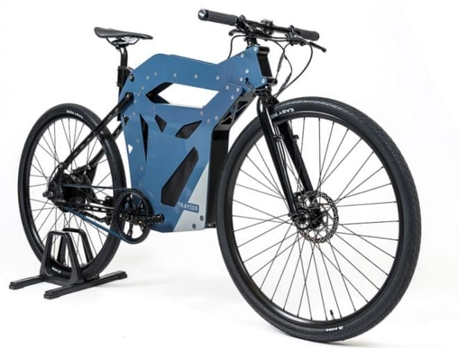電動アシスト自転車「Trayser」