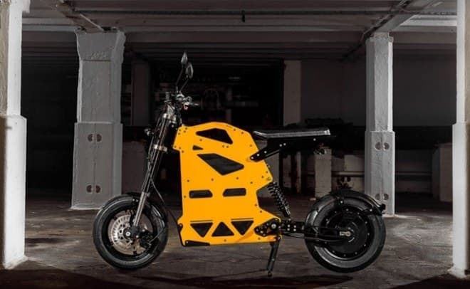 電動バイク「Raker」