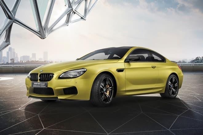 BMW M6 セレブレーション・エディション・コンペティション