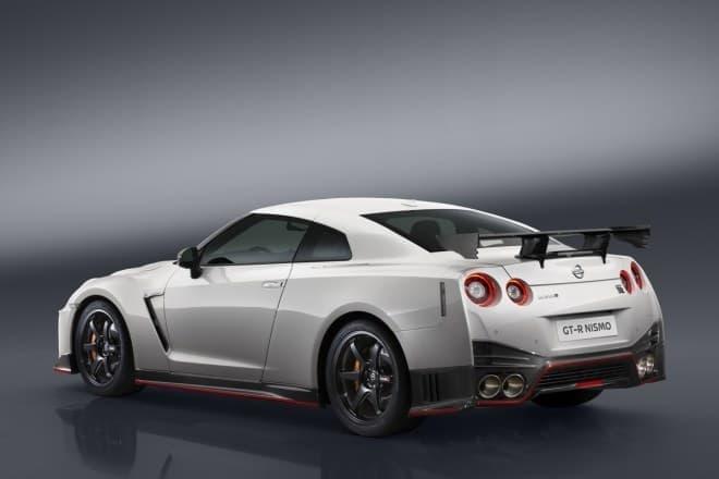 日産 GT-R NISMO 2017年モデル