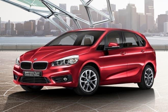 BMW 2シリーズ アクティブ ツアラー限定モデル「セレブレーション・エディション・ファッショニスタ」