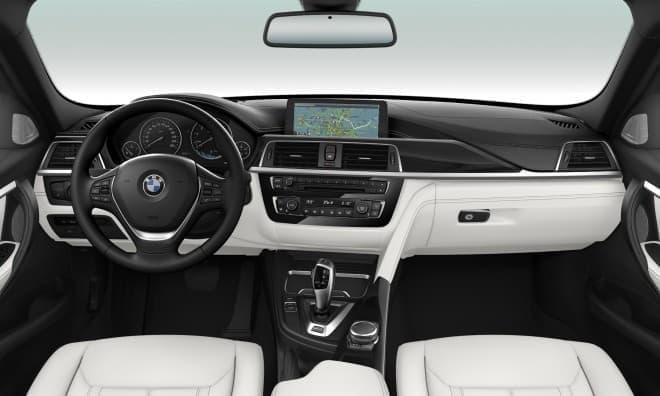 BMW プラグインハイブリッド 限定モデル「330e セレブレーション・エディション」 インテリア