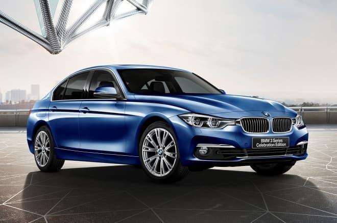 BMW プラグインハイブリッド 限定モデル「330e セレブレーション・エディション」