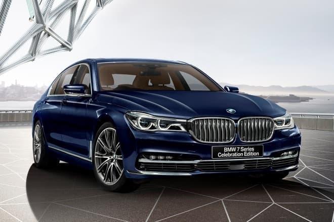 BMW 750Li セレブレーション・エディション・インディビジュアル