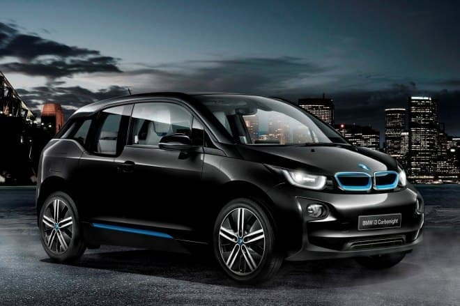 "BMW i3 Celebration Edition ""Carbonight (カーボナイト) """
