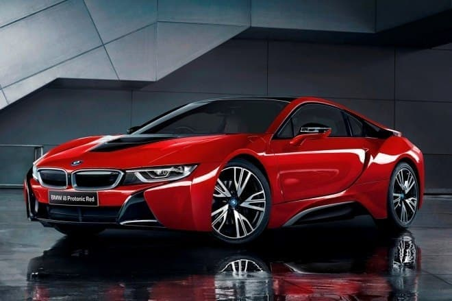 "BMW i8 Celebration Edition ""Protonic Red (プロトニック・レッド) """