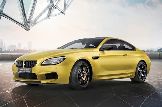 "BMW M6 Celebration Edition ""Competition (コンペティション) """