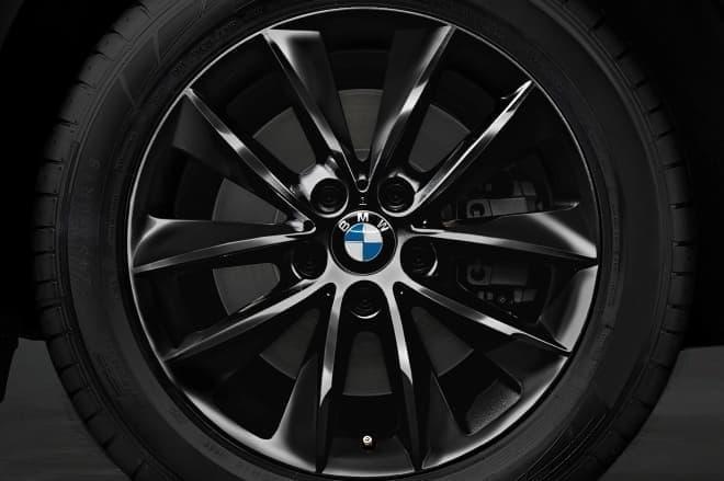 "BMW X3 Celebration Edition ""BLACKOUT""(セレブレーション・エディション・ブラックアウト) ホイール"