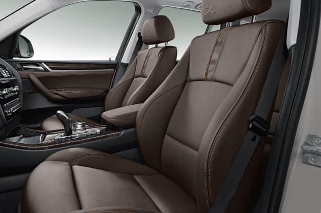 BMW X3 インテリア