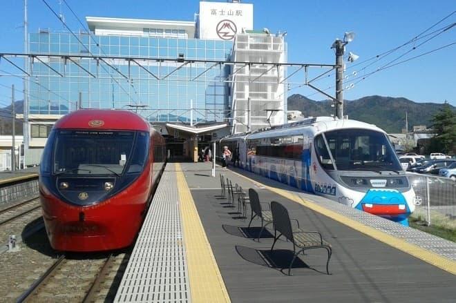 富士山駅 誕生5周年