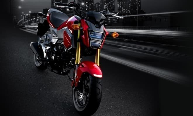 若者をターゲットにした原付二種のスポーツモデルバイク「グロム」