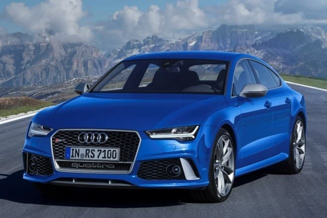 アウディ RS 7 Sportback performance
