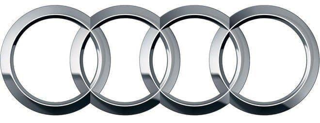 アウディのロゴ Audi Logo