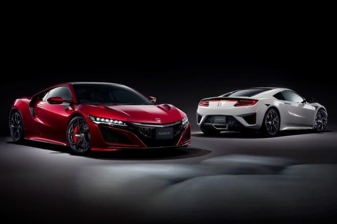 ホンダ 新型スーパースポーツ「NSX(エヌエスエックス)」