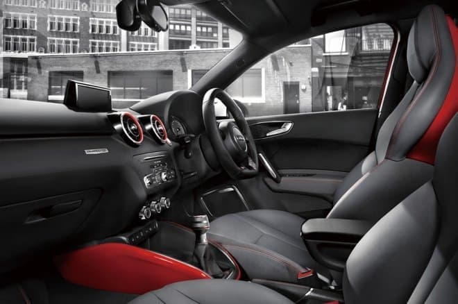 アウディ 限定モデル S1/S1 Sportback quattro limited edition