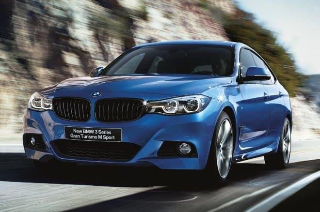BMW 3シリーズ 新型グラン ツーリスモ