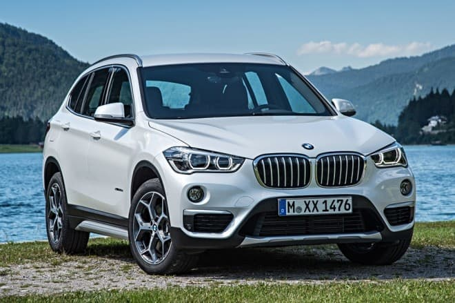 BMW X1 xDrive18d クリーン・ディーゼル・エンジン搭載