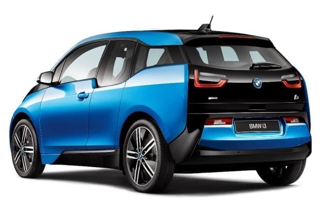 BMW 電気自動車 新型 i3
