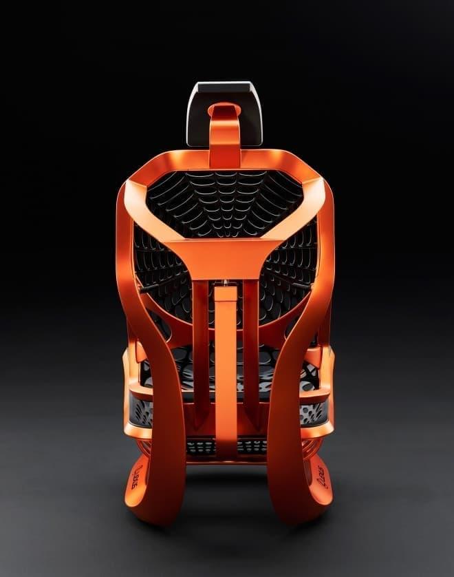 レクサス 新コンセプトシート「Kinetic Seat Concept」