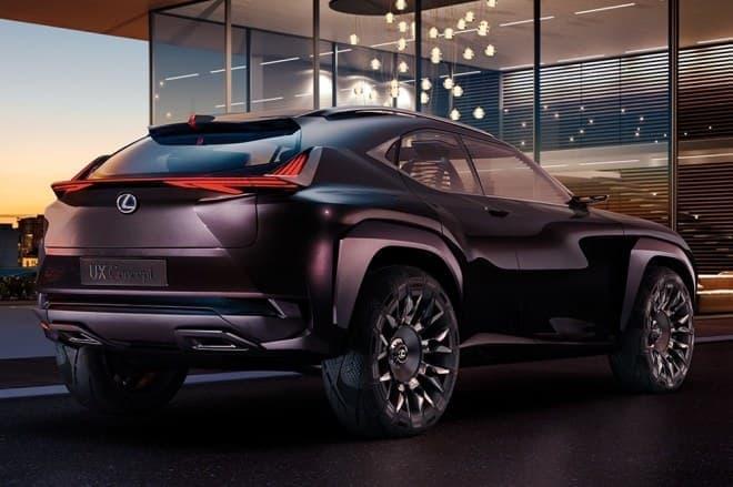 レクサス コンセプトカー「UX Concept」