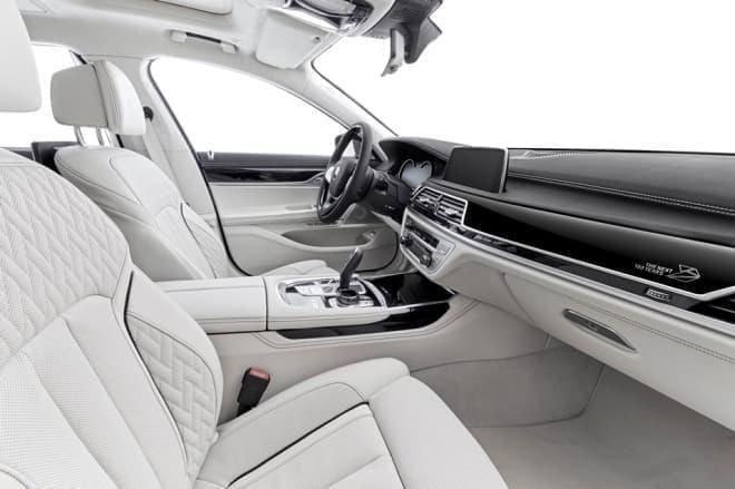 BMW 750Liをベースにした特別限定車「Centenary Edition(センテナリー・エディション)」