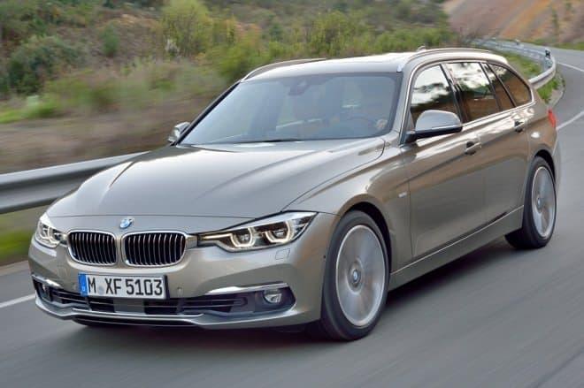 BMW 新シリーズ 318iツーリング
