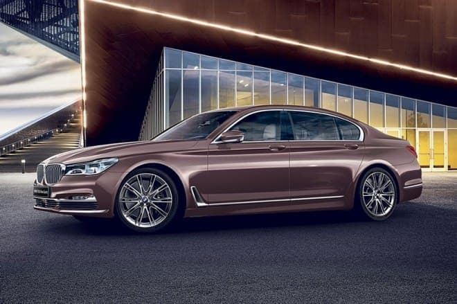 BMW 7シリーズ 1台限定 750Li 「ローズ・クオーツ」