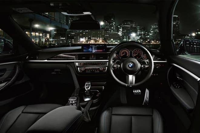 BMW 4シリーズ グランクーペ限定モデル「セレブレーション・エディション・インスタイル」