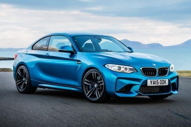 BMW M2クーペ 6速MT