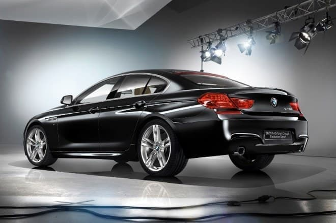 BMW 6 シリーズ グラン クーペ セレブレーション・エディション・エクスクルーシブ・スポーツ