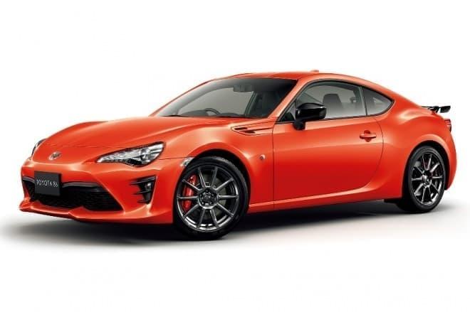"""トヨタ 86 特別仕様車 GT""""Solar Orange Limited"""""""