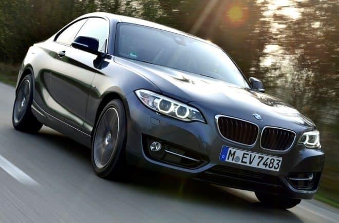 BMW 2シリーズ クーペ 220i