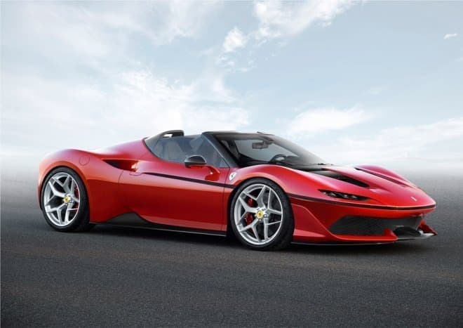 フェラーリ 日本進出50周年記念特別限定モデル「Ferrari J50」