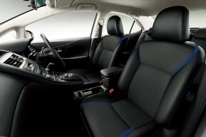 レクサス HS250h 別仕様車 Harmonious Style Edition 内装