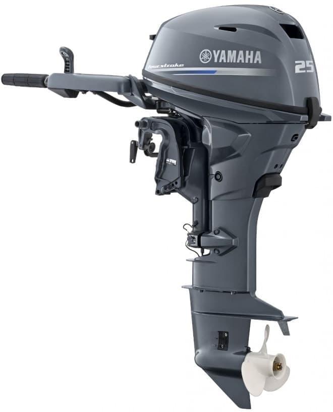 ヤマハ発動機 4ストローク船外機「F25G」