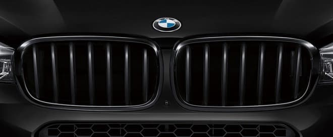 BMW X3、X4、X5 特別限定モデル「ブラックアウト」