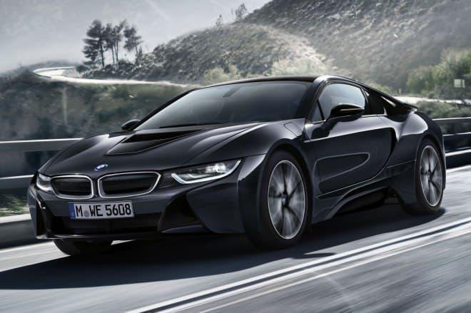 BMW i8 Protonic Dark Silver(プロトニック・ダーク・シルバー)